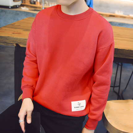 Men Long-sleeved T-shirt