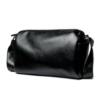 Men Diagonal Package Small Backpack