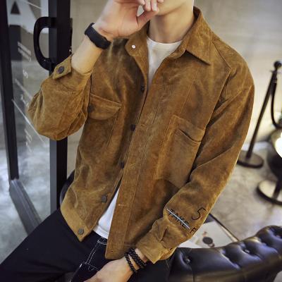 Men's Jacket Korean Version of The Trend of The Winter