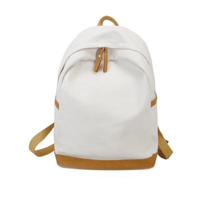 Harajuku Canvas School Fresh Junior High School Students Backpack