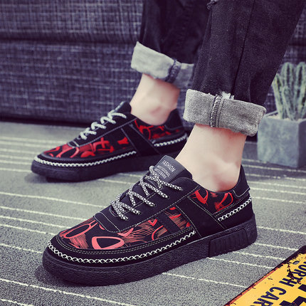 Men sports Plus Cashmere of the Trendy Student Tide Shoes