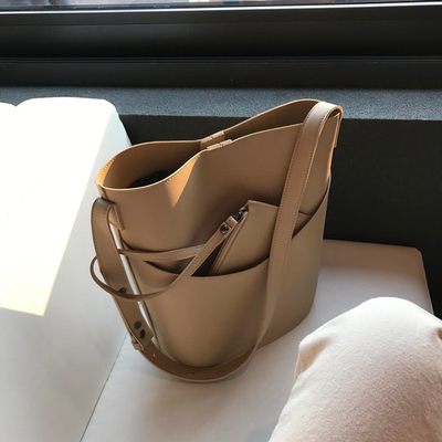 Women Simple and Casual Korean Shoulder Bag Casual Messenger Bag