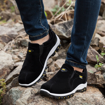 Men's Outdoor Sports Shoes Non-slip Wear-Resistant Hiking Shoes Travel Sets Of Shoes