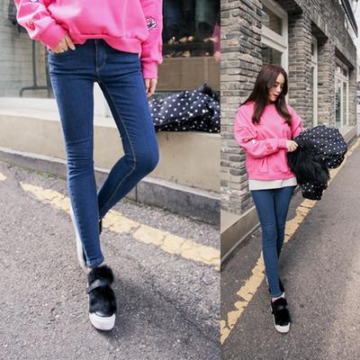 Korean Plus Size Jeans Denim Short Long Pants