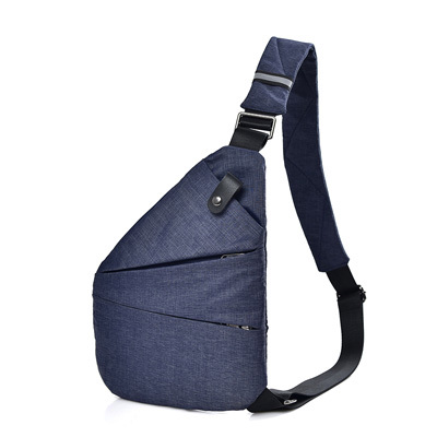 Men Chest Messenger Sports Multi-functional Shoulder bag