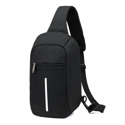 Men Anti-theft Chest Messenger Shoulder Bag