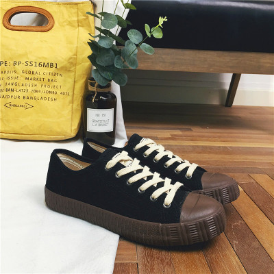Men's Teen Trend Casual Canvas Shoes Couple Sneaker Shoes