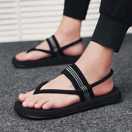 Men's Two Wear Summer Beach Flip Flops Sandals Fashion Slippers