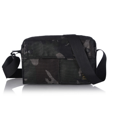 Men's High Quality Waterproof Messenger Bag Street Fashion Unisex Shoulder Cross Body Bag