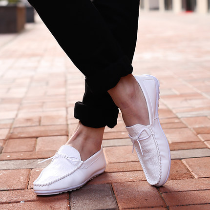 Men's Spring Trend Pedal Peas Shoes Handsome Fashion Casual Lazy Shoes