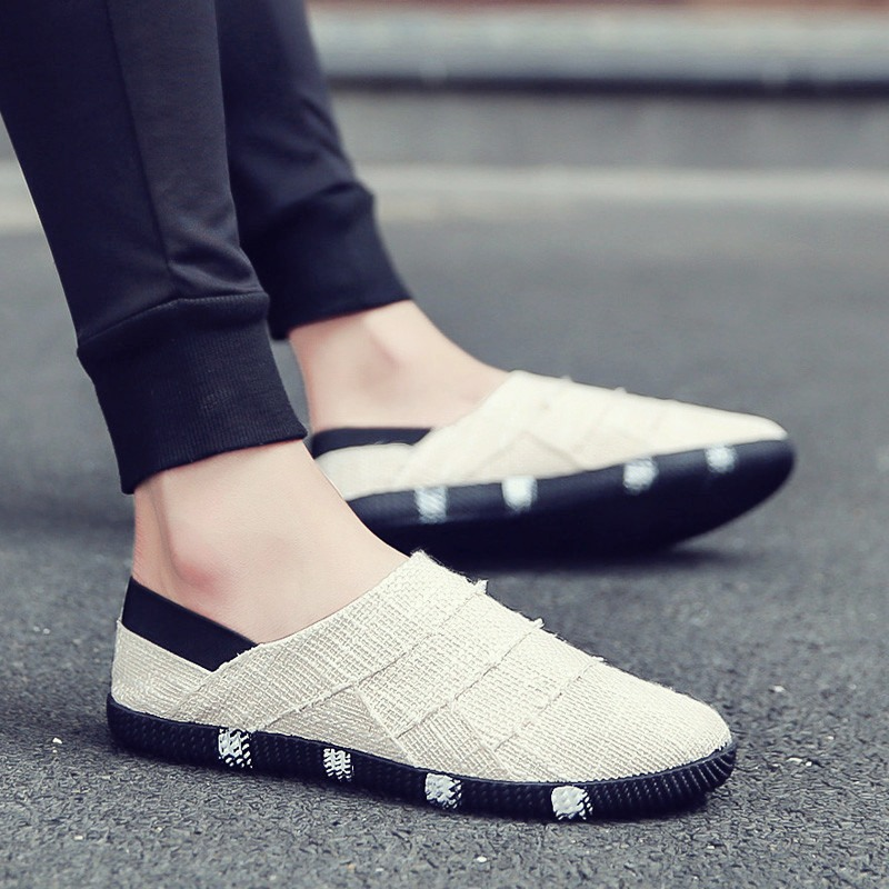 Men's Must Have Cloth Fashion Shoes Easy Slip On Daily Wear Canvas Shoes