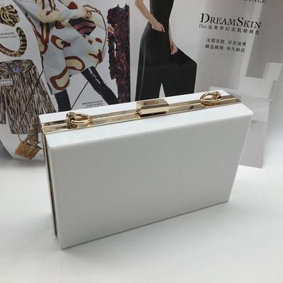 Transparent Box Dinner Bags
