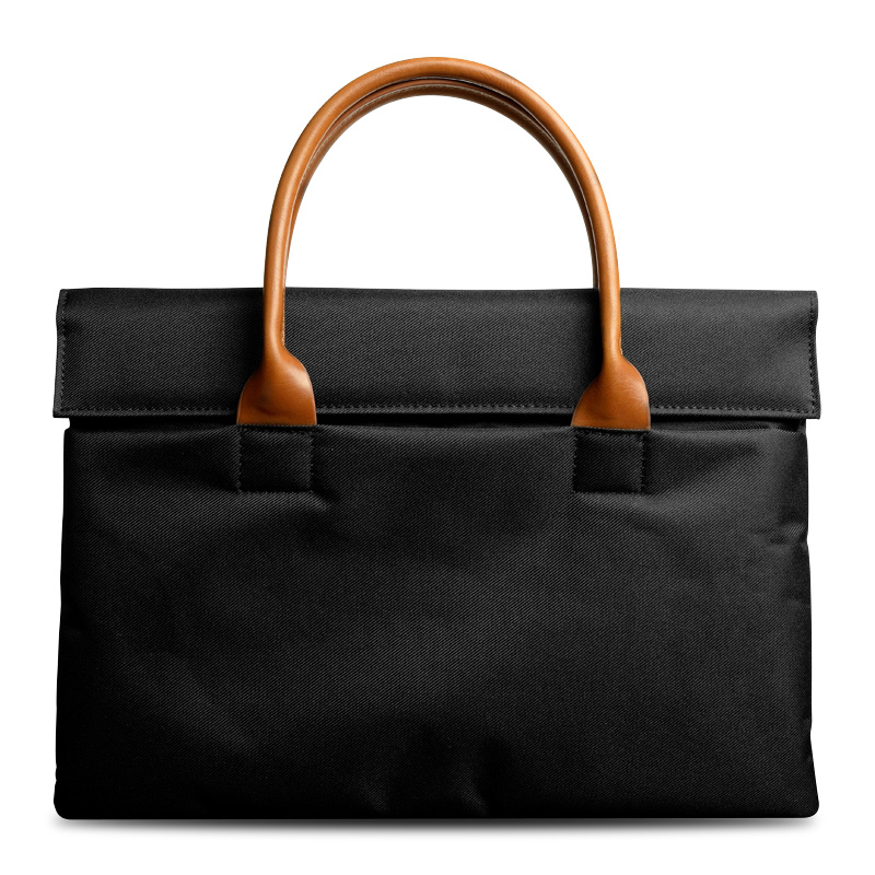 Men's Laptop Briefcase Casual Business Hand Bag Unisex Fashion Hand Carry Bag