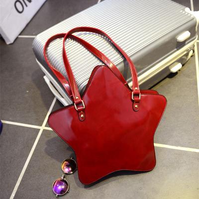 Stars Handbag Shoulder Bag Women