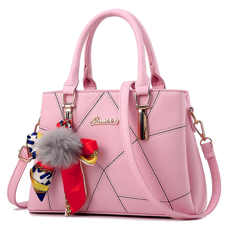 Women Fashion Trend Shoulder Bag Classy Fashion Ladies Large Capacity Hand Bag