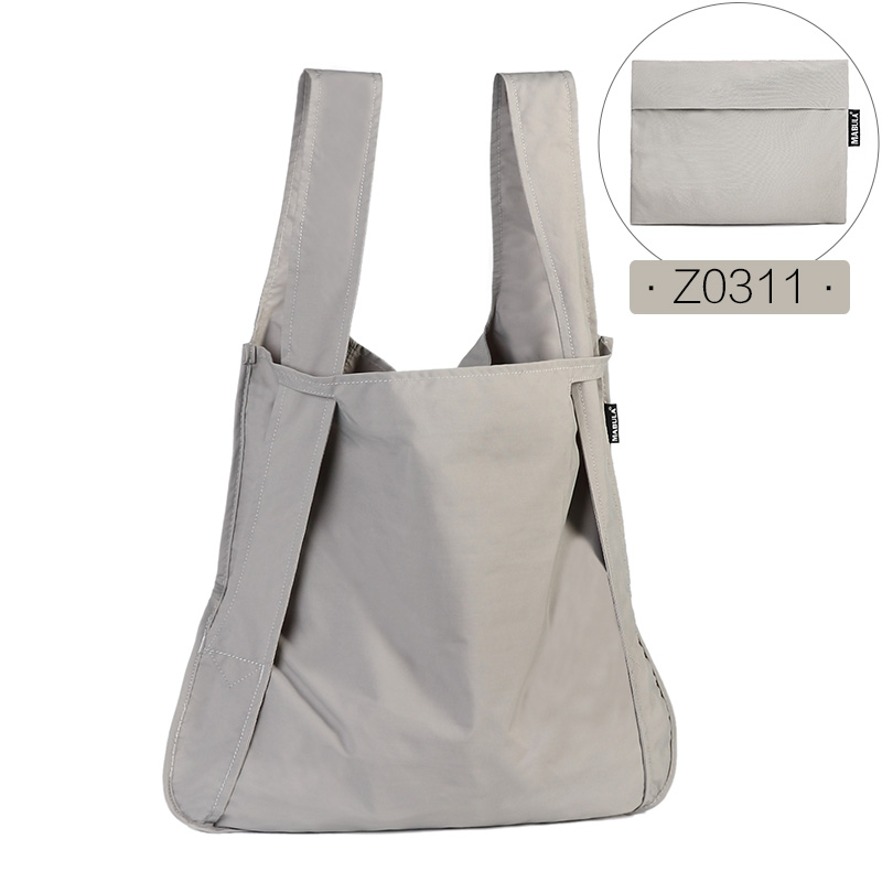Women Waterproof Multi Function Bag Folding Shoulder Backpack Travel Fashion Bag
