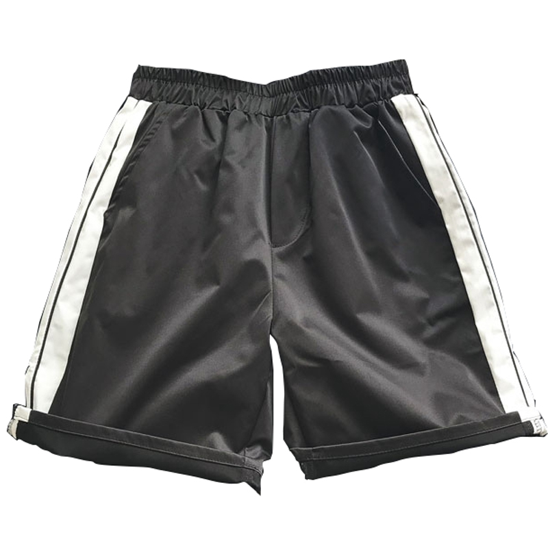 Men's Beach Wear Casual Shorts Elastic Waist Loose Plus Size Summer Shorts