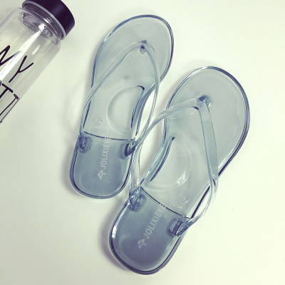 Korean Sandals Flats Flip-flops Women Shoes