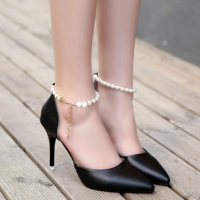 [READY STOCK / PRE-ORDER] Pearl Wedding Bridesmaid Shoes
