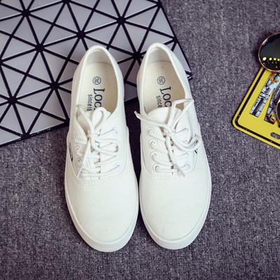 Canvas School Casual Sneakers