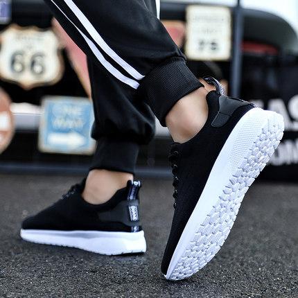 Men\'s Autumn Breathable Fashion Style Sports Shoes Casual Canvas Shoes