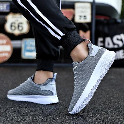 Men's Autumn Breathable Fashion Style Sports Shoes Casual Canvas Shoes