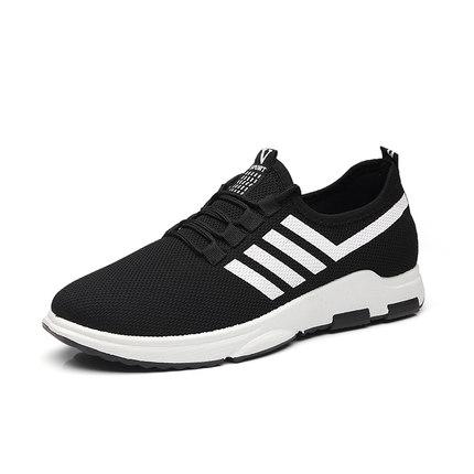 Men\'s Autumn Casual Sports Shoes Running Shoes Cotton Mesh Shoes