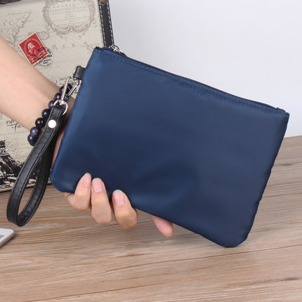 Men\'s Handbag Clutch Bag Plain Casual Bag Wrist Mobile Phone Bag
