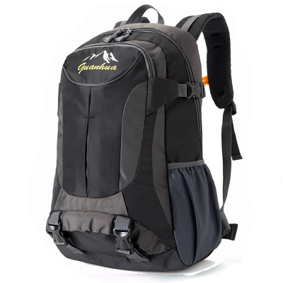 Men\'s Outdoor Waterproof Mountaineering Bag Travel Backpack Large Bag