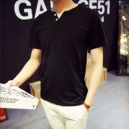 Plus Size XXXL Men T-Shirt Short Sleeve