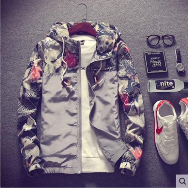 Men's Autumn & Winter Korean Slim Sports Casual Trendy Jacket