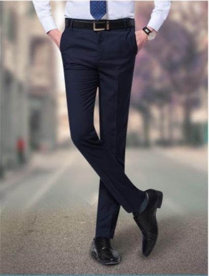Men\'s Korean Formal Office Business Working  Slim Suit