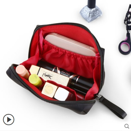 Women Mini Cosmetic Bag Portable Make up Storage