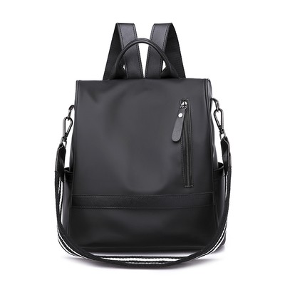 Women Korean Fashion  Oxford Waterproof Dual Use Casual Backpac