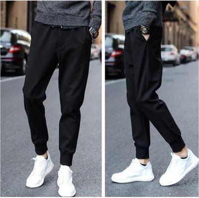 Men Sports Long Pants Plus Size