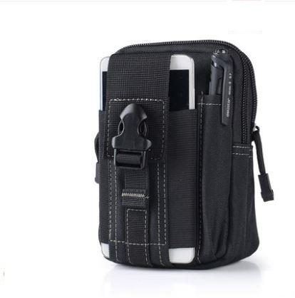 Men\'s New Multi Purpose  Sports Outdoor Belt Water Proof Tactical Pocket Bag