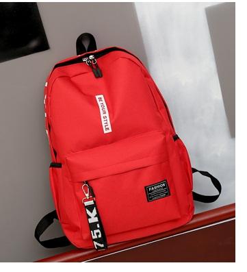Men\'s Korean Fashion Trend Large Capacity Travel Backpack