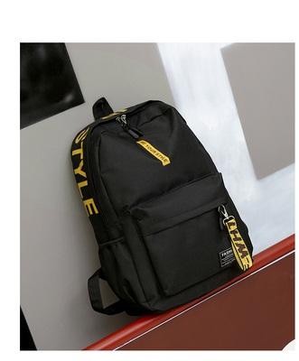 Men's Korean Fashion Trend Large Capacity Travel Backpack