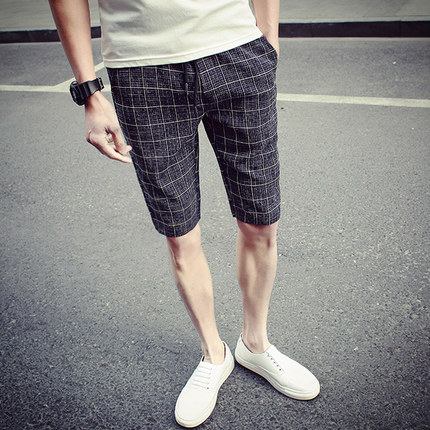 Short Pants Casual Men