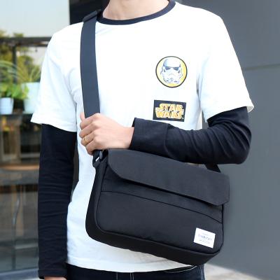 [READY STOCK] Men\'s Student Casual Bag Sports Waterproof Messenger Bag Shoulder  Bag