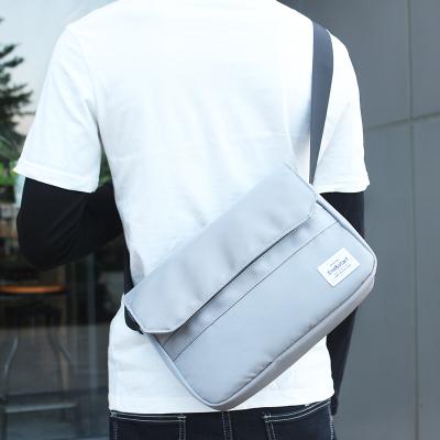 [READY STOCK] Men's Student Casual Bag Sports Waterproof Messenger Bag Shoulder  Bag