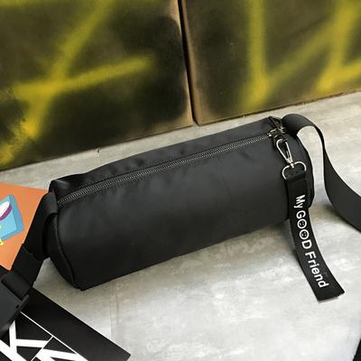 Men\'s Korean Fashion Trend Street Style Wild Sports Fitness Bag