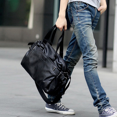 Shoulder Sling Crossbody Men Bag Multi Function