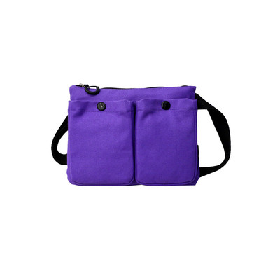 Men's Korean Fashion Trend Multi Function Sling and Shoulder Bag
