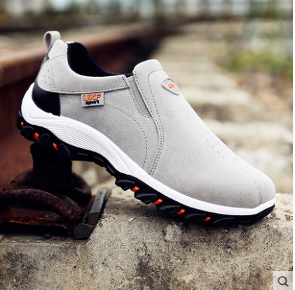 Men's Fashion Trend Breathable and Comfortable Travel Hiking Shoes