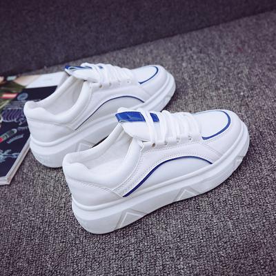 Women Korean Fashion  Wild Style Flat Bottom Casual Canvas Sport Shoes