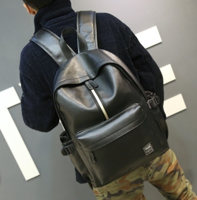 Couple Student Men Backpack Bags
