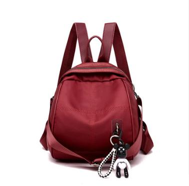 Women Korean Fashion Wild Style Casual Travel MIni Backpack