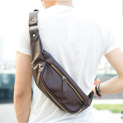 Men Crossbody Sling Bag