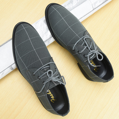 Men Formal Business Breathable Pointed Shoes